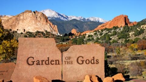 National Parks Garden Of Gods The Drew Acorn